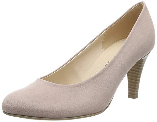 Gabor Shoes Damen Basic Pumps, Mehrfarbig (Antikrosa 44), 39 EU