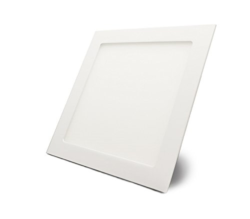 Led Universum Q18225WW Panneau d'éclairage carré à LED blanc chaud 18 W économie d'énergie