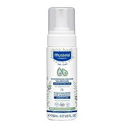 Mustela cradle cap shampoo