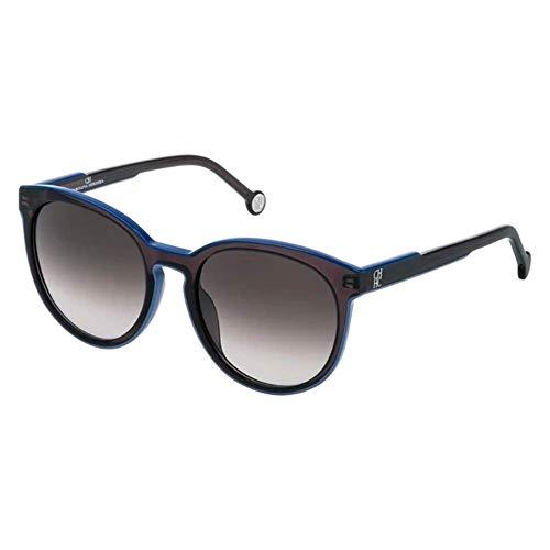 Carolina Herrera SHE793530W09 Gafas, SHINY TRANSPARENT PLUM, 53/20/135 para Mujer