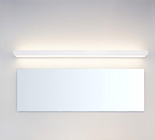 breite, dimmbare LED Wandleuchte BOX 80 N LED von Decor Walther (Weiß matt)