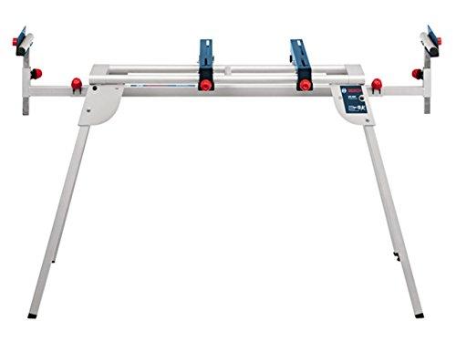 Bosch GTA 2600 Professional Mesa de Trabajo, Color Blanco/Turquesa