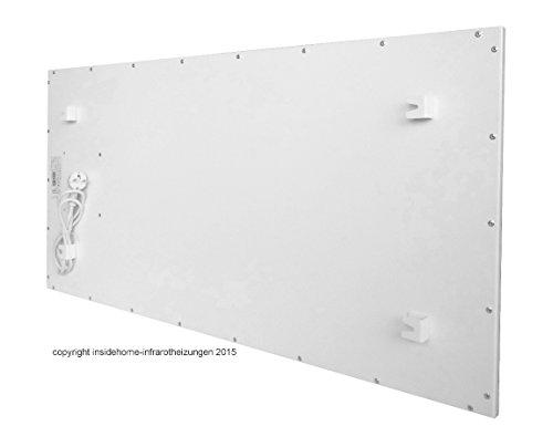 Infrarotheizung Bildheizung PREMIUM rahmenlos mit Bild 900 Watt 120x60x15 cm Motiv Bild 2*