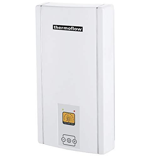 thermoflow Elex 3-in-1 vollelektronischer Durchlauferhitzer 18/21/24 kW