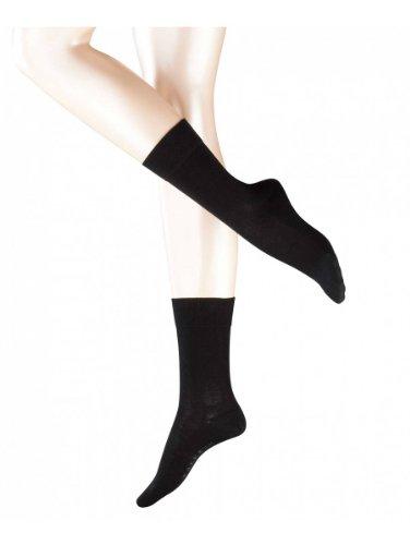 Preisvergleich Produktbild Schwarz Sensitive London Socken - mittelgroß von Falke