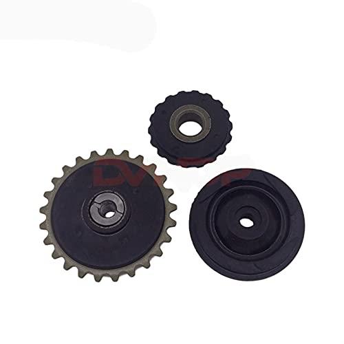YSNUK Guía de cámaras de cámaras de CAM Bomba de Aceite de Rodillo Tensor de Correa de Engranajes para Honda Z50 XR50 CRF50 XR70 CRF70 CT70 ATC70 TRX70 TRX90