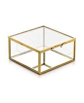 Home Design Studio Small Glass Box
