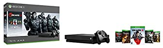 Xbox One X 1TB Console - Gears 5 Bundle [DISCONTINUED]