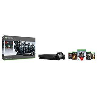 XBOX ONE X 1TB Gears 5 - Xbox One X Edition (B07VQV7173) | Amazon price tracker / tracking, Amazon price history charts, Amazon price watches, Amazon price drop alerts
