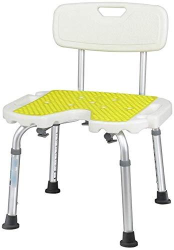 AABBC Badezimmerhocker Elderly Bath Chair Duschstuhl Slips Elderly Bath Chair Schwangere Frauen Badhocker