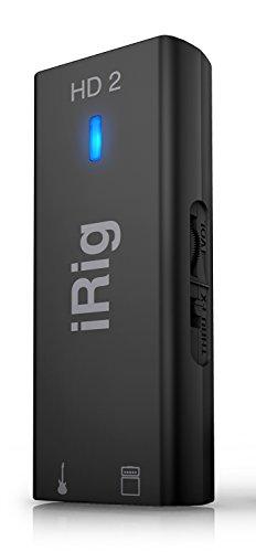 IK Multimedia iRig HD 2 高音質ギター/ベース用インターフェイス【国内正規品】