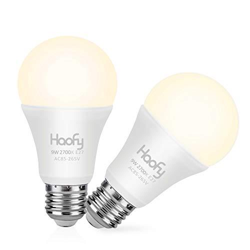 Haofy Smart Sensor LED Light Bulb