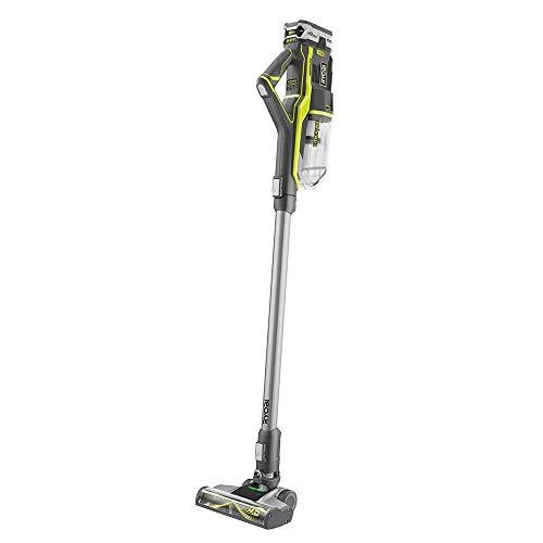 Ryobi 18-Volt ONEPlus EverCharge Stick Vacuum Cleaner (Renewed)
