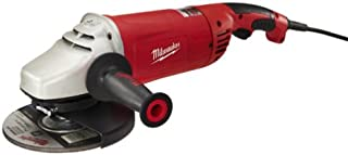 Angle Grinder, 7 or 9 In, No Load RPM 6000