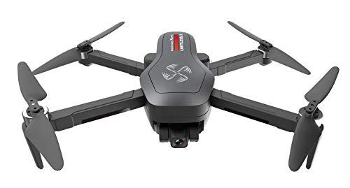DRONE-CLONE XPERTS Drone X Pro Limitless with GPS Auto Return Home, 5G WiFi FPV, 4K UHD Dual Camera, Brushless Motors, Follow Me, 25 Mins Flight Time, Long Control Range Quadcopter