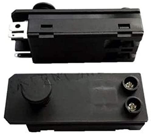 FBUWX Eficiente Reemplazo de Interruptor AC 220 V / 240 V para Bosch GSH11E GBH11DE GSH 11E GBH 11DE repuestos de Martillo rotatorio de demolición