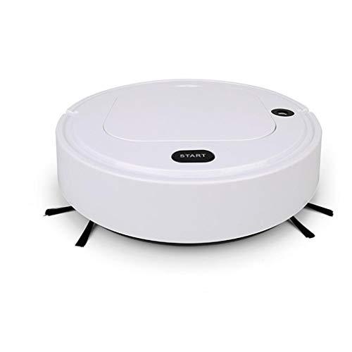 LSXLSD Robot Aspirumeer 4-In-1 Auto Recargable Smart Switching Robot Seco Húmedo Limpiador de aspiradora Inicio