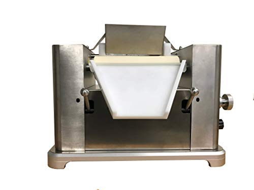 Torrey Hills Technologies - T50 Ointment Mill - 2x7 Three Roll Mill Lab Model Mixer - Ceramic Rollers Rolling Mill - from Golden Bridge Award Gold Prize Winner - Exakt/Ross Trade-in Option