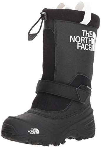 The North Face Youth Shellista Lace IV, TNF Black/Vanadis Grey, 3