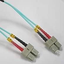 InstallerParts 3m SC-SC 10Gb 50/125 LOMMF Male to Male Duplex Fiber Cable