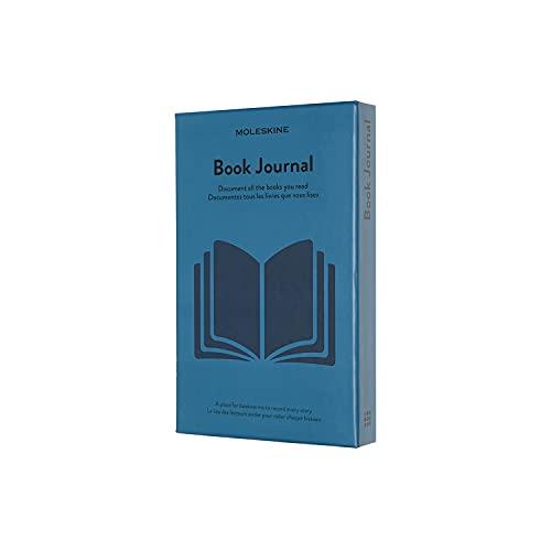 Moleskine Books Journal, Notebook a Tema - Taccuino con Copertina Rigida per...