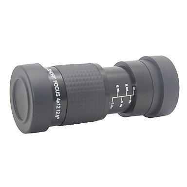 WYFC 8x 12 mm Monoculaire BAK4 Générique / Télescope /15° 12mm Mise au point Centrale Multi-traitéesUtilisation Générale /