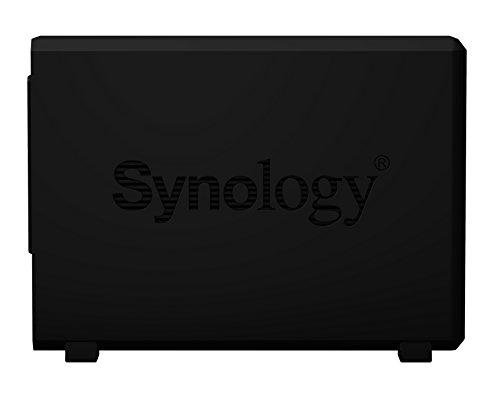 Synology DS216Play 12TB (2 x 6TB WD RED) 2 Bay Desktop-NAS-Einheit