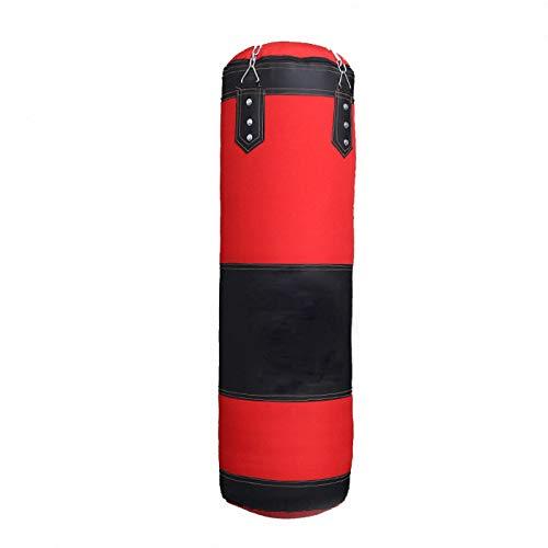 Saco de Boxeo para Entrenamiento de Boxeo, Saco de Arena Hueco para Colgar con Saco Pesado, Utilizado como Equipo de Boxeo para el hogar / Gimnasio, Entrenamiento de Combate para niños Adultos