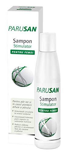 Parusan Shampoo Effektive Pflege bei irritierendem Haar und Haarausfall für Frau