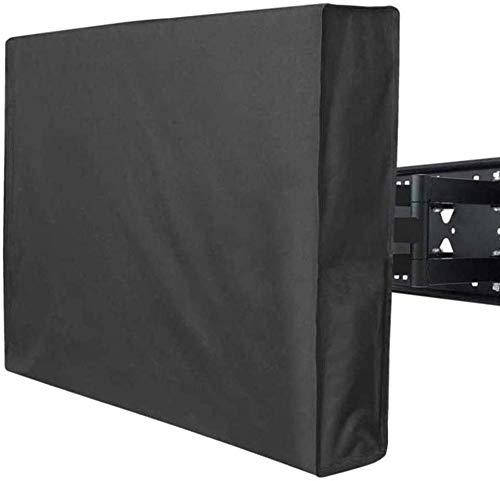 KSHU TV Staubschutz Oxford Wasserdichter Universal Bildschirmschutz für 55-70 Zoll LCD/LED/Plasma TV Display-55-58