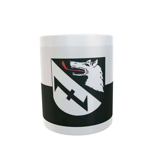 U24 Tasse Kaffeebecher Mug Cup Flagge Burgwedel
