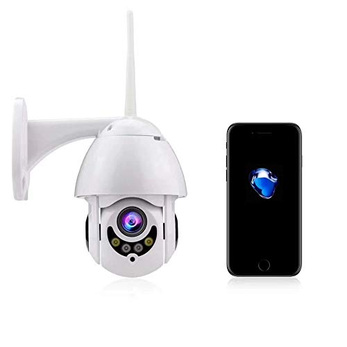 CXD Mini Wifi dome IP-camera, draadloze waterdichte geluidskaart miljoen mini-bal machine bewegingsdetectie camera outdoor dome bewakingscamera