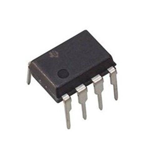 10X Temporizador timer precisión oscilador NE555 DIP-8