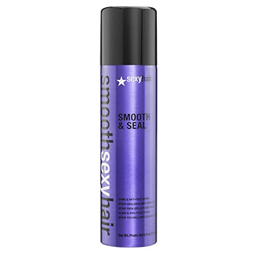 SexyHair Smooth Shine & Anti-Frizz Spray, 6 oz