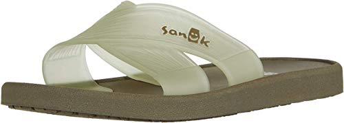 Sanuk Beachwalker Slide TX Desert Sage 11 B (M)