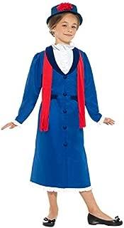 DISBACANAL Disfraz Mary Poppins para niña - Único, 4-6 años ...