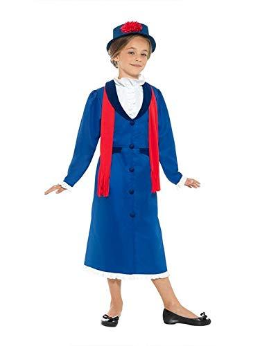 DISBACANAL Disfraz Mary Poppins para niña - -, 4-6 años: Amazon.es ...
