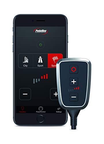 PedalBox+ Gaspedaltuning von DTE-Systems mit App
