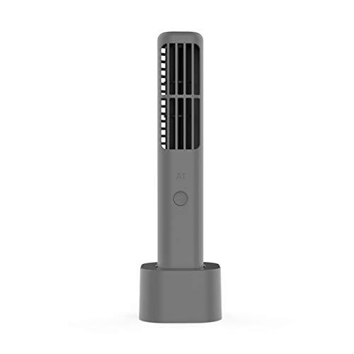 Planuuik bladloze handventilator USB-oplader mini-zakventilator student outdoor draagbare kleine ventilator