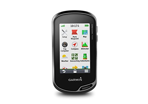 Garmin Oregon 750T Handheld GPS with Topo Canada