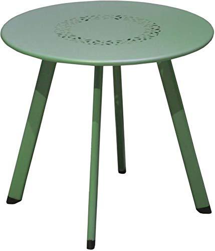 Proloisirs Table Basse de Jardin en métal Massai 40 cm