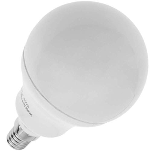 BeMatik - LED-lamp G45 E14 230VAC 4W daglicht