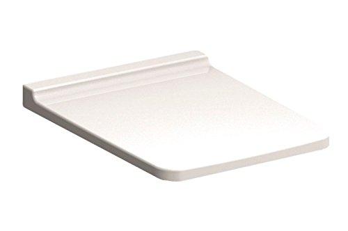 Keramag 577050000 WC-Sitz XENO2 weiss mit Abesenkautomatik Deckel und Scharnieren aus Metall