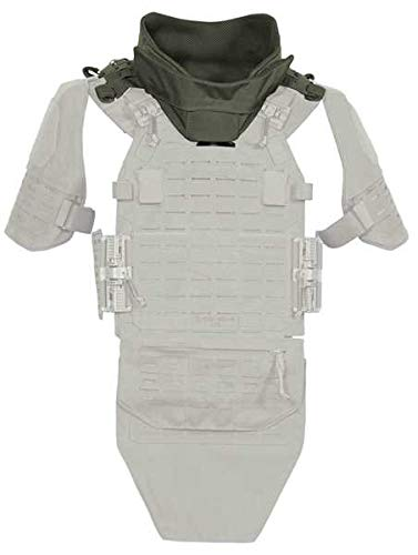 Templars Gear CPC Ensemble de protections de col (pochettes), Ranger Green