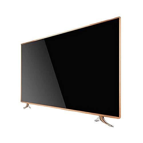 32/42/50/55/60/65 Pulgadas Smart TV LCD 4K Full HD, Pantalla de monitorización de Seguridad de TV Ultrafina LED de Red WiFi, Android Smart WiFi TV, admite proyección inalámbrica, con Pared y Base