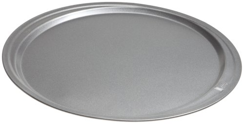 Goodcook 04036 Non-Stick Pizza Pan, 11-3 4 in Dia x 16.4 in L x 14-1 2 in W x 2.8 in H, Steel