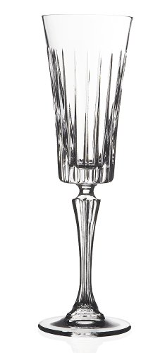Lorren Home Trends RCR Timless Champagne Glasses (pack of 6)