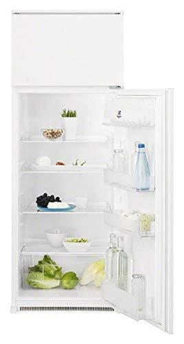 Electrolux FI251 2T Incasso 224L A+ Bianco frigorifero e congelatore – Frigorifero (224 L, SN-ST, 4 kg 24h, A+, scomparto per zona fresca, Bianco)