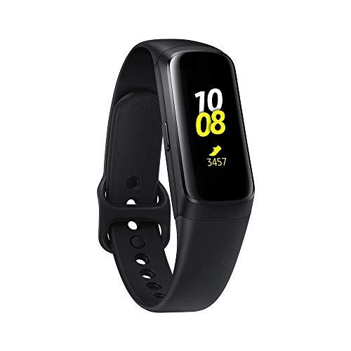 Samsung Galaxy Fit Bluetooth Fitness Tracker - Black SM-R370NZKAXAR - (US) (Renewed)