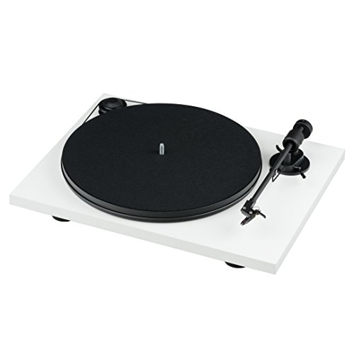 Pro-Ject Primary platenspeler wit